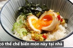 Công thức làm trứng lòng đào ngâm xì dầu đưa cơm