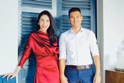 Công Vinh mong kiếp sau vẫn được làm chồng Thủy Tiên để... hưởng ké phúc phần