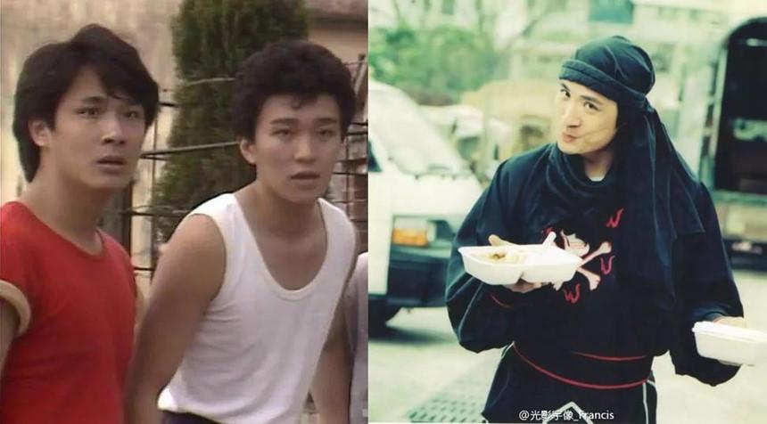 Lão điên của màn ảnh Hong Kong: đi lên từ vai ác, ngồi tù vì ăn trộm, đánh nhau bảo vệ vợ-2