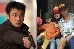 'Lão điên' của màn ảnh Hong Kong: đi lên từ vai ác, ngồi tù vì ăn trộm, đánh nhau bảo vệ vợ