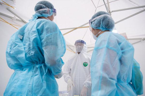 Có thêm nhân viên Công ty Trường Sinh mắc COVID-19, Việt Nam tăng lên 207 ca bệnh-1
