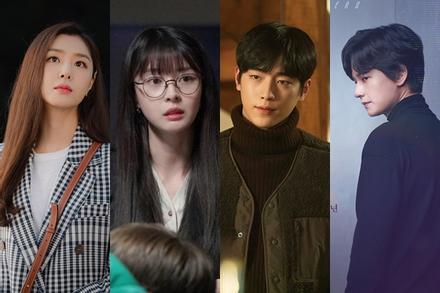 Kwon Nara và dàn nam nữ phụ được chú ý trên màn ảnh Hàn đầu năm 2020
