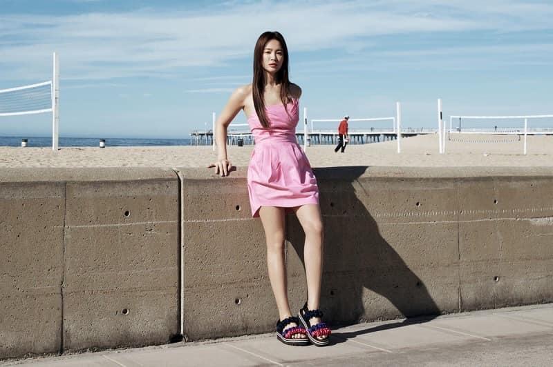 Song Hye Kyo hack tuổi trong bộ ảnh mới, dung nhan xinh đẹp đến nao lòng-12