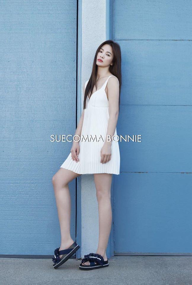 Song Hye Kyo hack tuổi trong bộ ảnh mới, dung nhan xinh đẹp đến nao lòng-9
