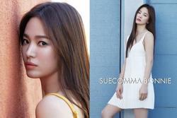 Song Hye Kyo 'hack tuổi' trong bộ ảnh mới, dung nhan xinh đẹp đến nao lòng