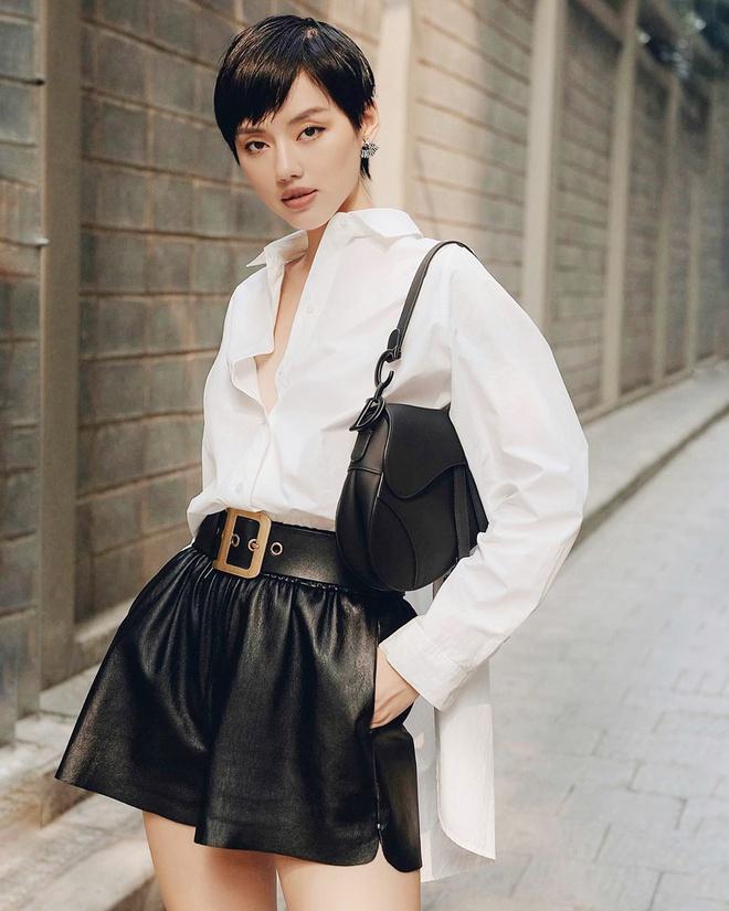 Tăng Thanh Hà, Khánh Linh và cách mặc áo sơ mi trắng đẹp mỗi ngày-2