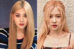 Cô gái bị chỉ trích vì giống Rosé (Black Pink) như chị em