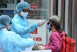 Bộ Y tế công bố thêm 5 ca mắc COVID-19 nâng tổng số lên 212, có 1 người sống trong cộng đồng