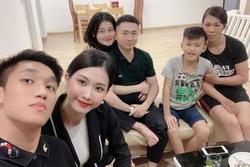 Tạm hoãn thi đấu, Trọng Đại dẫn bạn gái mới về ra mắt gia đình