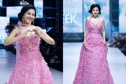 Đấu giá chiếc váy Mai Phương từng trình diễn gây quỹ hỗ trợ bé Lavie