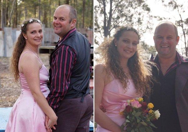 Từng làm phù dâu cho bạn thân, đến lượt cô gái kết hôn danh tính chú rể lại gây sốc-5