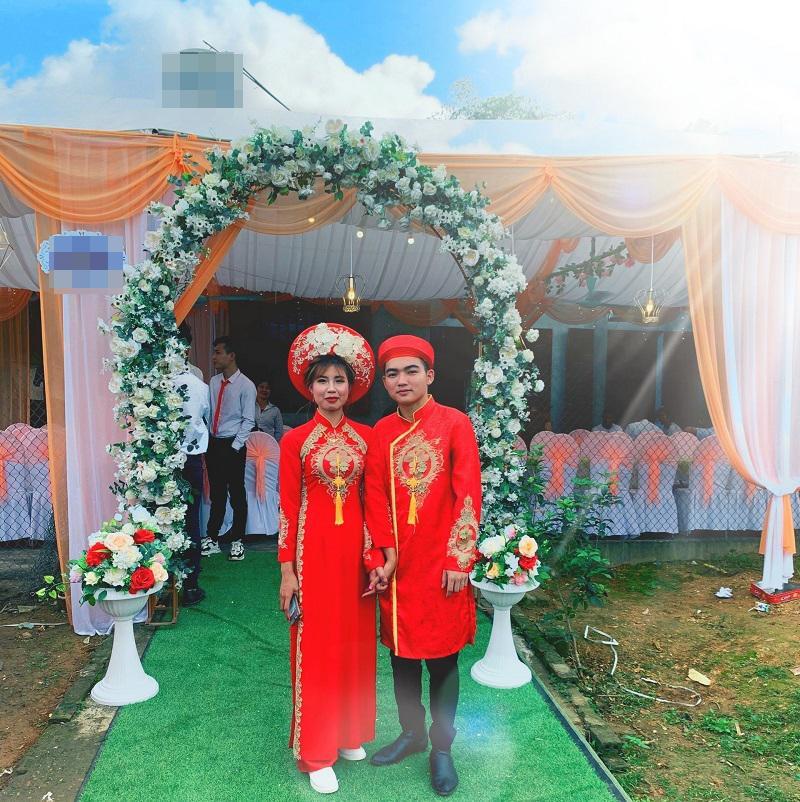 Cặp đôi Phú Thọ kết hôn sau 18 ngày hẹn hò, hành động chú rể ở lần đầu ra mắt nhà vợ mới choáng-5