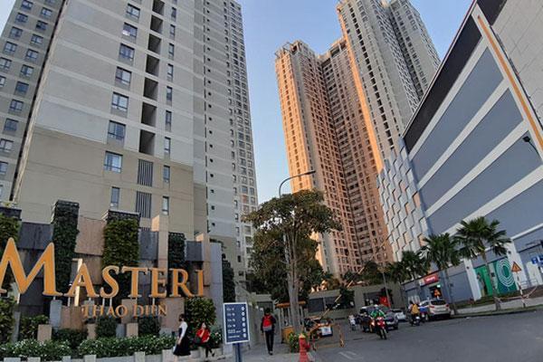 TP.HCM: Phong tỏa 1 tháp ở Masteri Thảo Điền vì có cư dân nguy cơ cao mắc Covid-19, liên quan đến quán bar Buddha-1