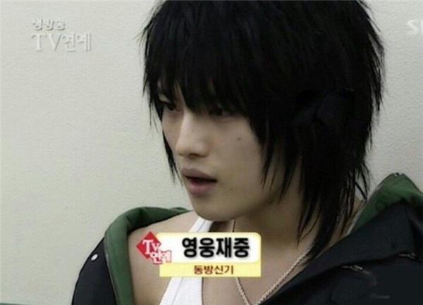 Tua lại những kiểu tóc thảm họa nhưng lại trở thành xu hướng 1 thời của Jaejoong (DBSK)-3