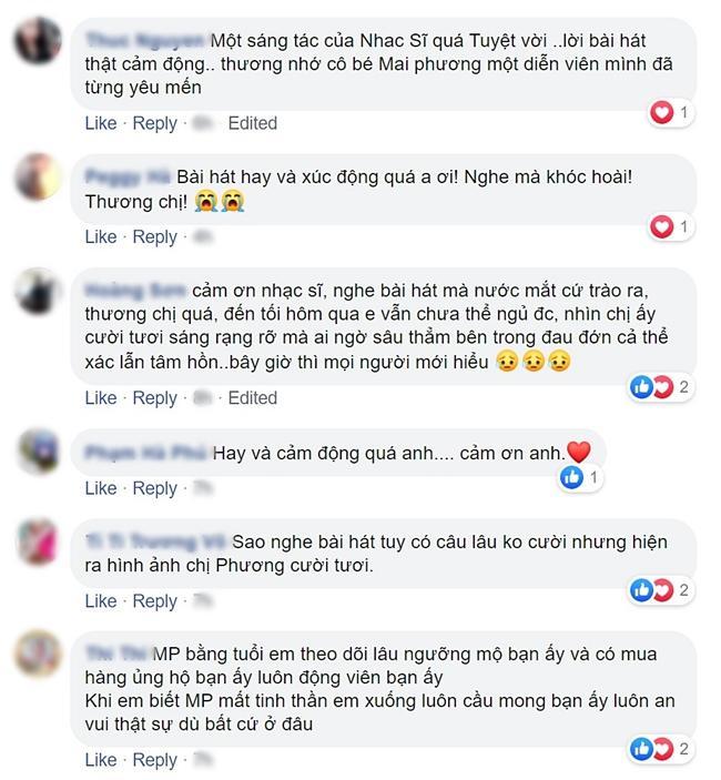 Nhạc sĩ Nguyễn Văn Chung tiễn Mai Phương bằng ca khúc đương thời đã hứa mà chưa kịp làm-3