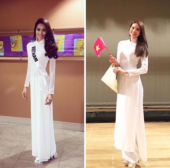 Từ khi làm mẹ, Phạm Hương có cách giải thích khác cho việc hay dùng lại áo váy cũ-5