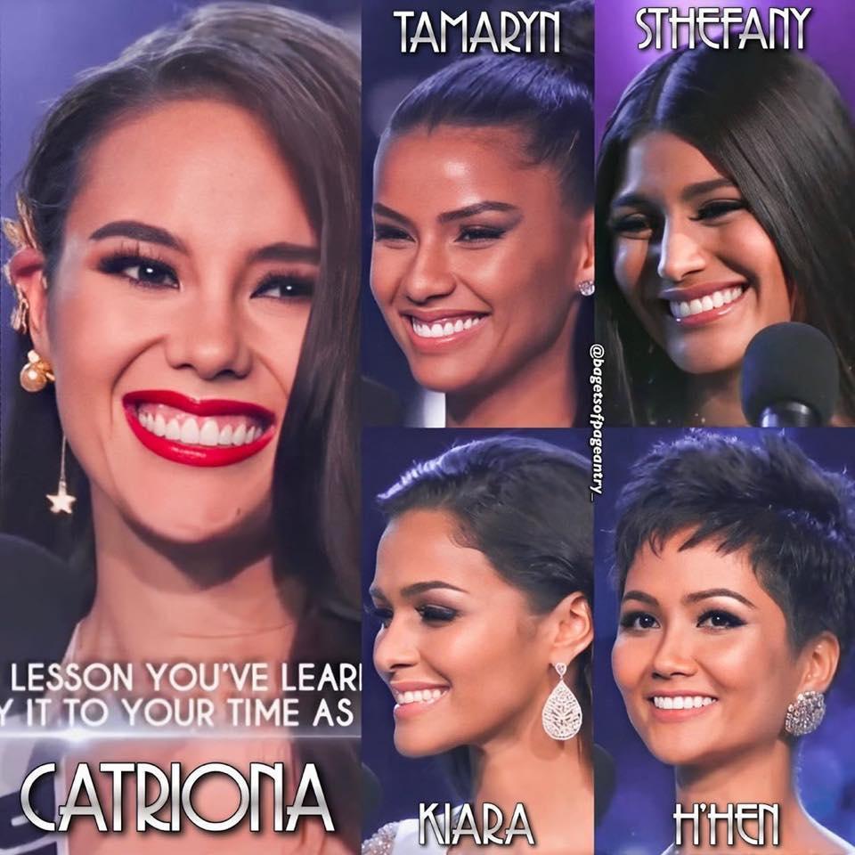 Bản tin Hoa hậu Hoàn vũ 1/4: Nụ cười HHen Niê lệch chuẩn nhất top 5-1