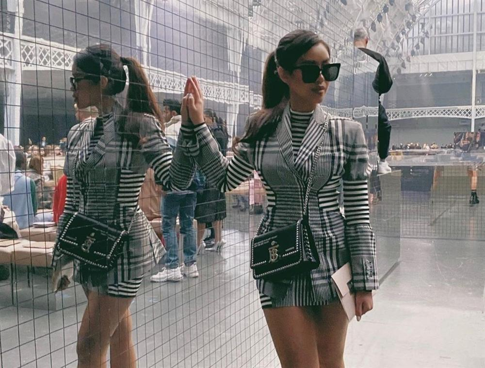Tiên Nguyễn sở hữu bộ sưu tập túi hiệu siêu to khổng lồ, có chiếc Chanel cá sấu 40.000 USD-1
