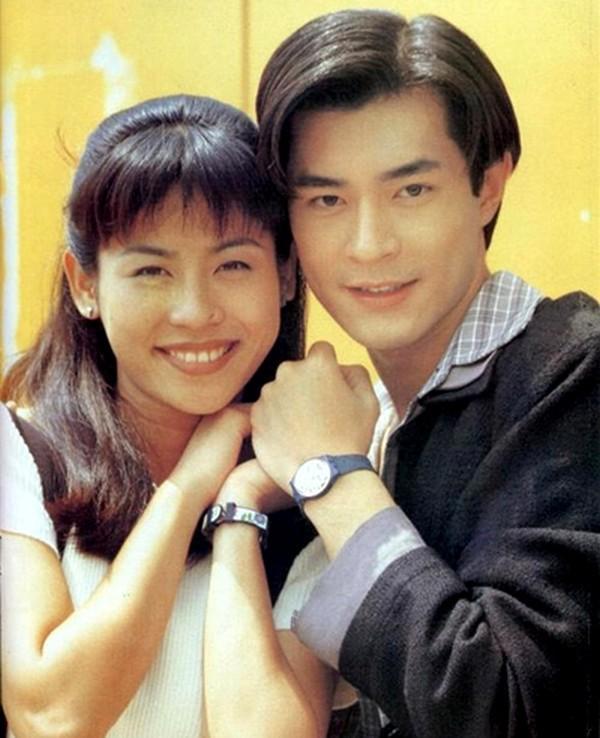 Xa Thi Mạn - Lâm Phong và những cặp đôi trai tài gái sắc đình đám màn ảnh TVB một thời-1