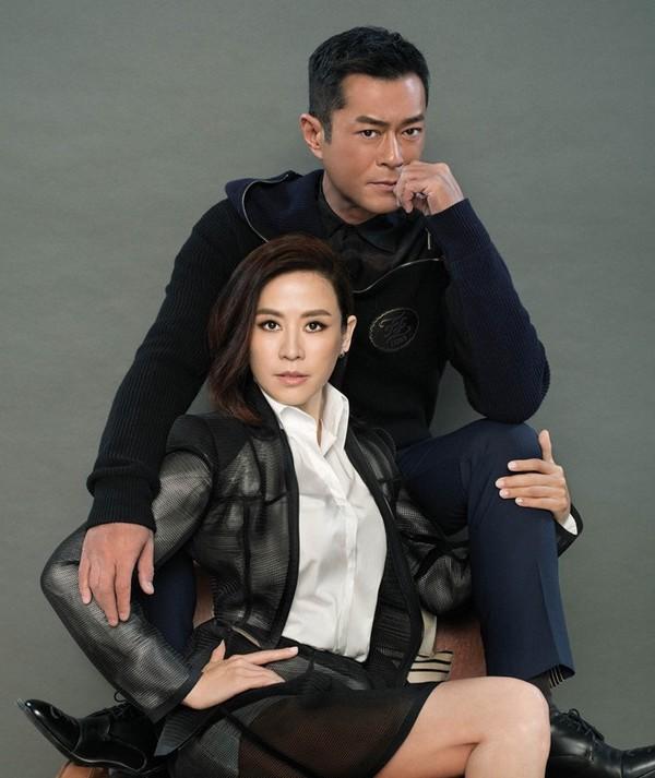 Xa Thi Mạn - Lâm Phong và những cặp đôi trai tài gái sắc đình đám màn ảnh TVB một thời-2