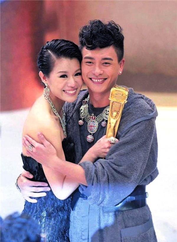 Xa Thi Mạn - Lâm Phong và những cặp đôi trai tài gái sắc đình đám màn ảnh TVB một thời-6