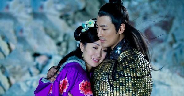 Xa Thi Mạn - Lâm Phong và những cặp đôi trai tài gái sắc đình đám màn ảnh TVB một thời-8