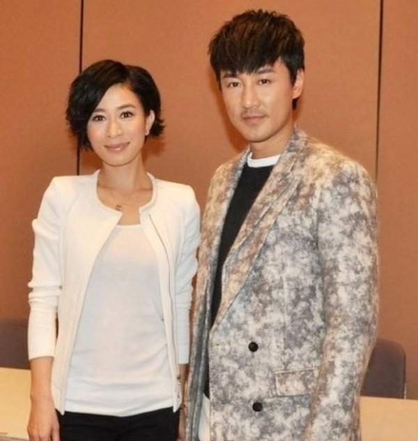Xa Thi Mạn - Lâm Phong và những cặp đôi trai tài gái sắc đình đám màn ảnh TVB một thời-9