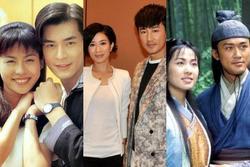 Xa Thi Mạn - Lâm Phong và những cặp đôi trai tài gái sắc đình đám màn ảnh TVB một thời