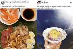 Gái chưa chồng, mẹ bỉm sữa khéo nhất showbiz Việt đua nhau làm xôi mùa dịch