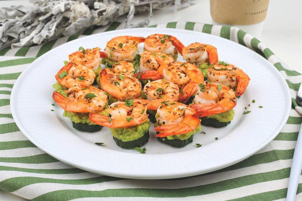 Salad bơ tôm vừa ngon lại bổ dưỡng chống ngán cho cả nhà-8