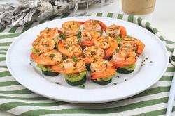 Salad bơ tôm vừa ngon lại bổ dưỡng chống ngán cho cả nhà