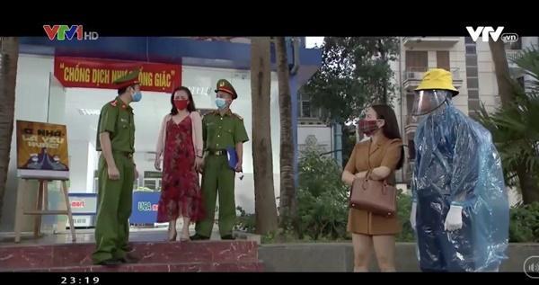 Hình ảnh đầu tiên phim Về nhà đi con phiên bản thời Covid-4