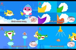 Nghe ngay hiện tượng toàn cầu 'Baby Shark' phiên bản COVID-19