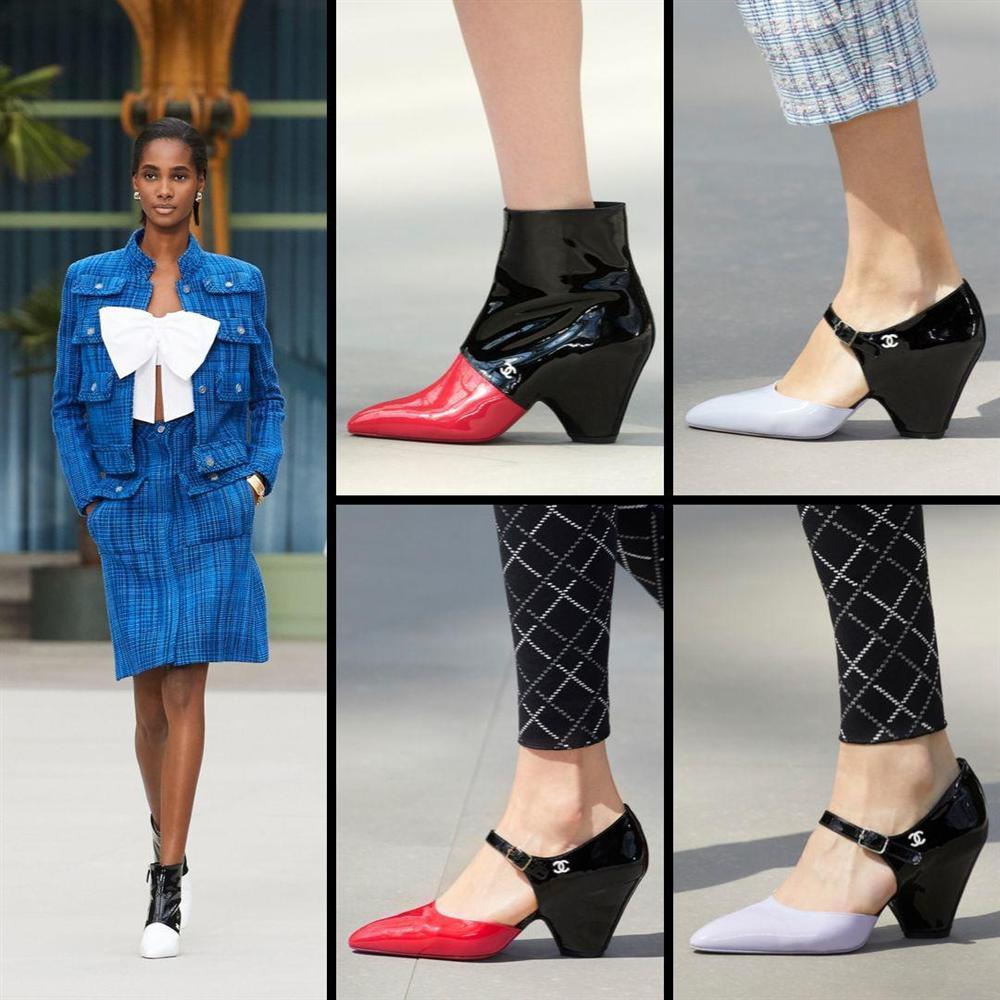 Ngọc Trinh - Phượng Chanel bái phục tài mix đồ của Lan Ngọc - Jennie khi đụng hàng giày 35 triệu-2