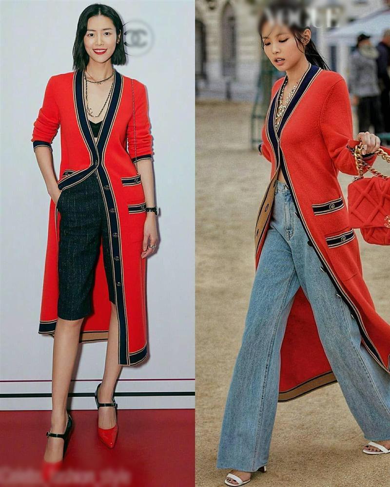 Ngọc Trinh - Phượng Chanel bái phục tài mix đồ của Lan Ngọc - Jennie khi đụng hàng giày 35 triệu-6
