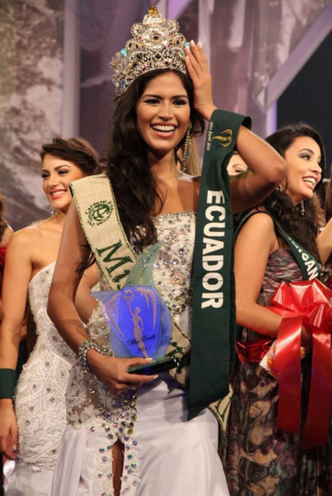 Hoa hậu Trái Đất dương tính Covid-19-1