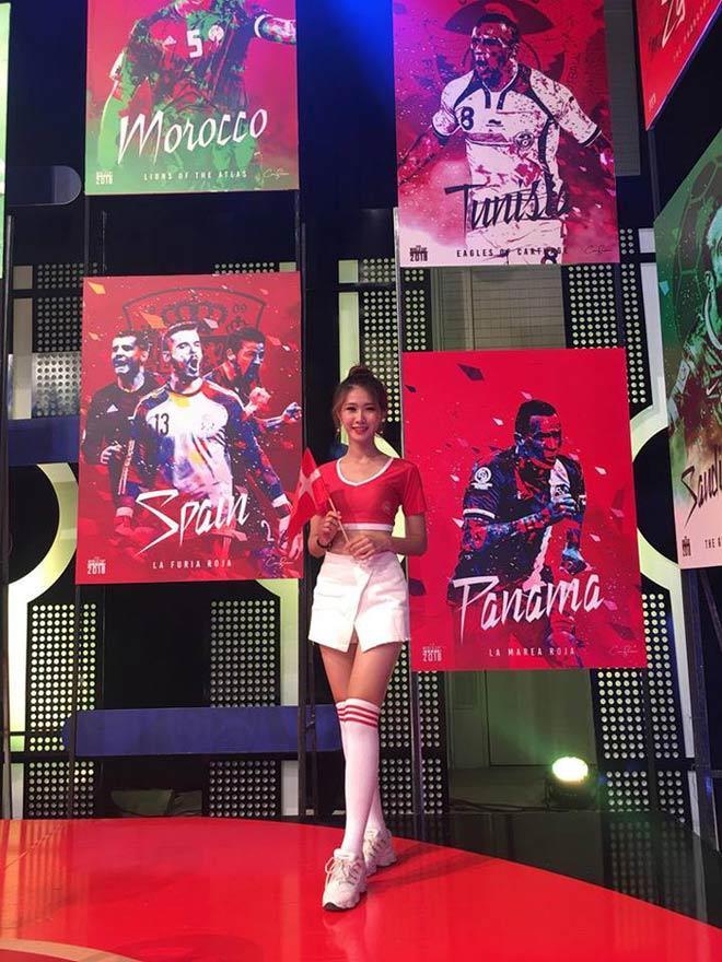 Hotgirl Nóng cùng World Cup lên tiếng về tin đồn hẹn hò cầu thủ Trọng Đại-2
