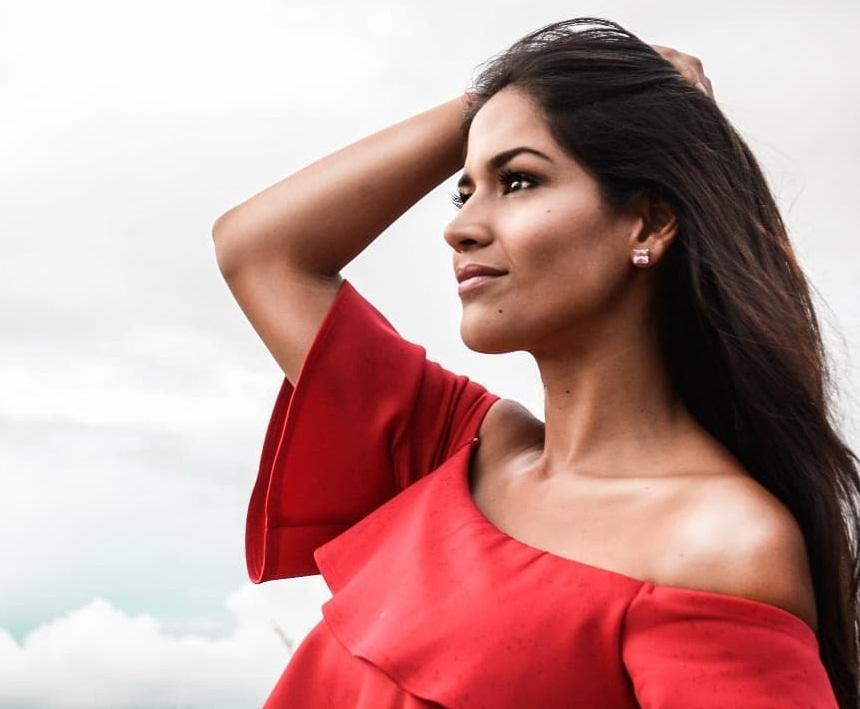 Hoa hậu Trái Đất dương tính Covid-19-3