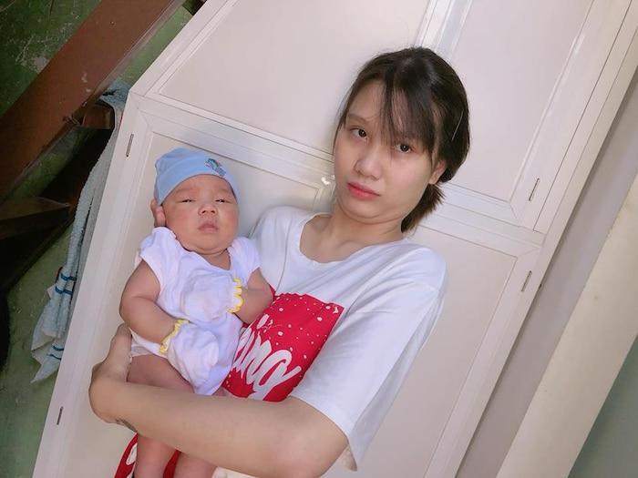 Ba năm sinh 2 đứa, hotmom Thanh Trần than thở chê chồng xài hao-4