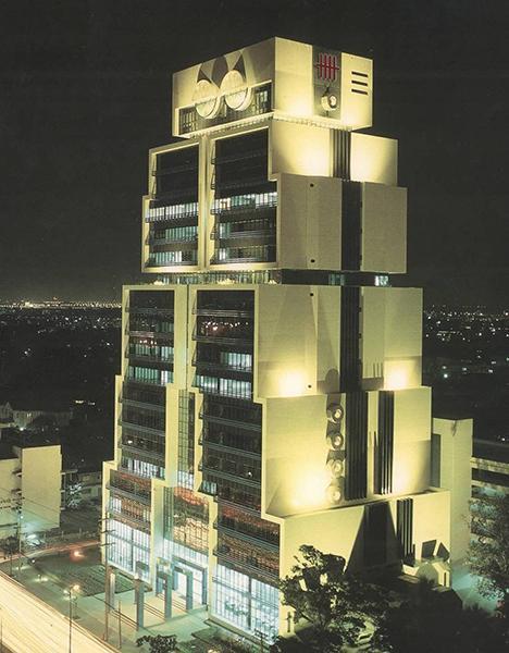 Những tòa nhà ấn tượng nhất châu Á-2