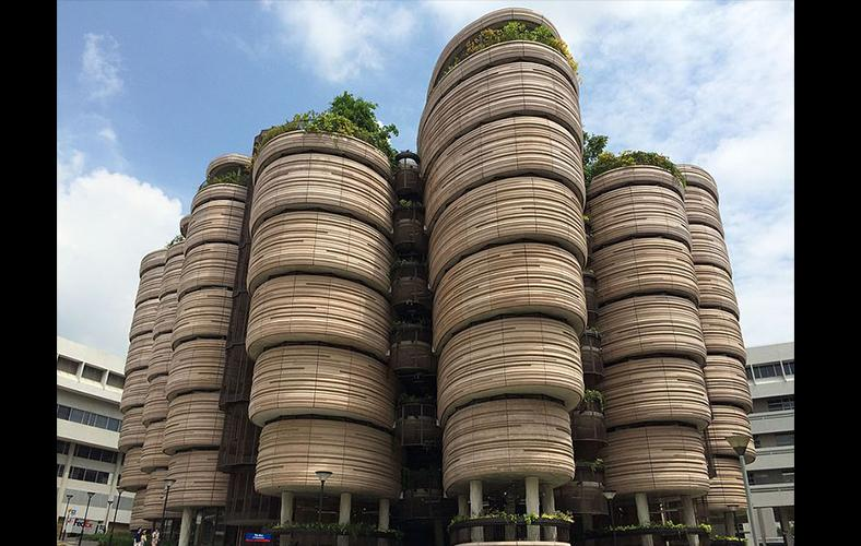 Những tòa nhà ấn tượng nhất châu Á-6