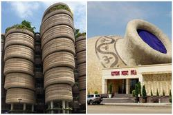 Những tòa nhà ấn tượng nhất châu Á