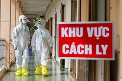 Bệnh nhân số 209 ở Long Biên đã tới 5 địa điểm, tiếp xúc nhiều người, con trai nghi nhiễm Covid-19