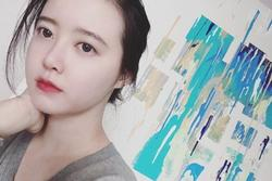 'Nàng cỏ' Goo Hye Sun sụt 8kg sau ồn ào ly hôn Ahn Jae Hyun