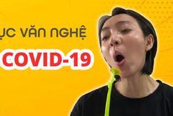 Thu Trang cover 'Anh thanh niên' mà lời một nơi - nhạc một nẻo