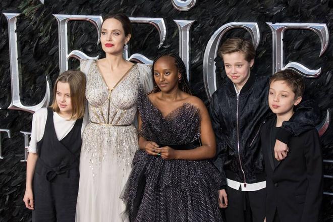 Angelina Jolie thay đổi như thế nào sau 4 năm chia tay Brad Pitt?-5