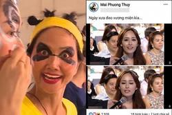 Chán xinh đẹp, loạt mỹ nhân Việt tự dìm hàng: H'hen Niê và Hương Giang khiến fan chạy mất dép