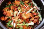 Cách làm đùi gà nhồi thịt chiên mềm ngọt, thơm vị phô mai-1