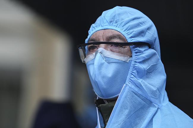 Test nhanh tại Hà Nội, phát hiện 3 ca nghi nhiễm Covid-19 ngày 2/4-2