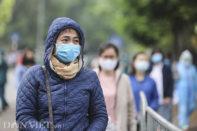 Test nhanh tại Hà Nội, phát hiện 3 ca nghi nhiễm Covid-19 ngày 2/4-7